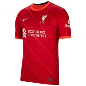 Camisa Oficial Liverpool 21/22 Vermelho