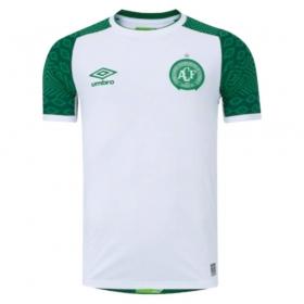 Camisa Oficial Chapecoense Of II 21/22 S/N Masculino Branco Verde