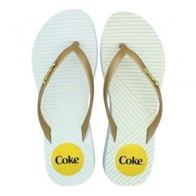 Chinelo Coca-Cola Corinto