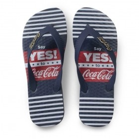 Chinelo Coca Cola Say Yes
