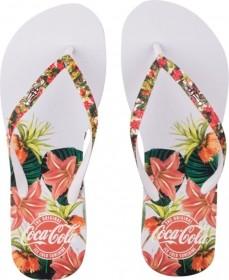 Chinelo Coca-Cola Shoes Tropical Florest