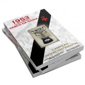 Livro Vasco da Gama Campeão Intercontinental