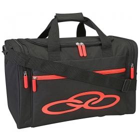Mala Olympikus Gym Bag Preto e Vermelho