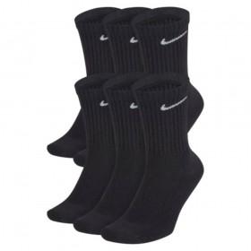 Meia Cano Alto Nike Everyday - Kit c/ 6 pares