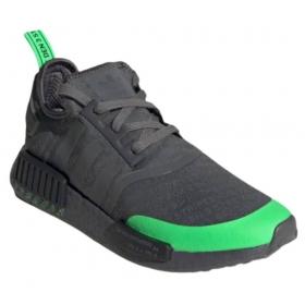 Tênis Adidas Originals NMD-R1 Grafite Verde
