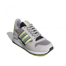 Tênis Adidas Originals ZX 500 - Cinza/Verde