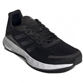 Tênis Adidas Duramo SL Preto Branco