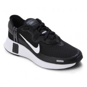 Tênis Nike Reposto - Preto/Branco