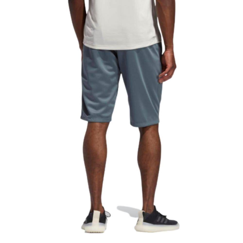 Bermuda Adidas City Liong - Cinza/Preto