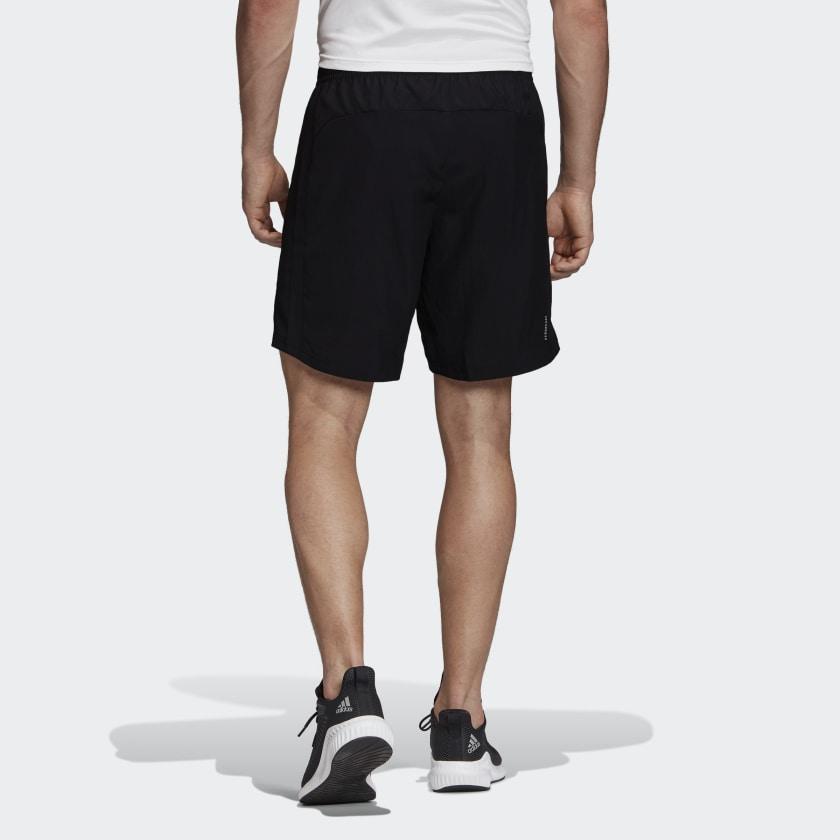 Bermuda Adidas Run It - Preto