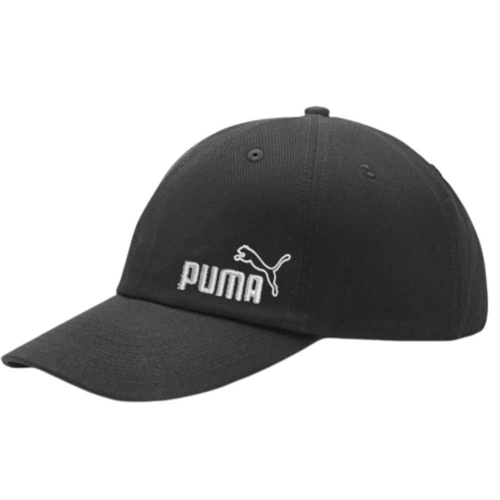 Boné Puma Aba Curva Essentials II - Preto