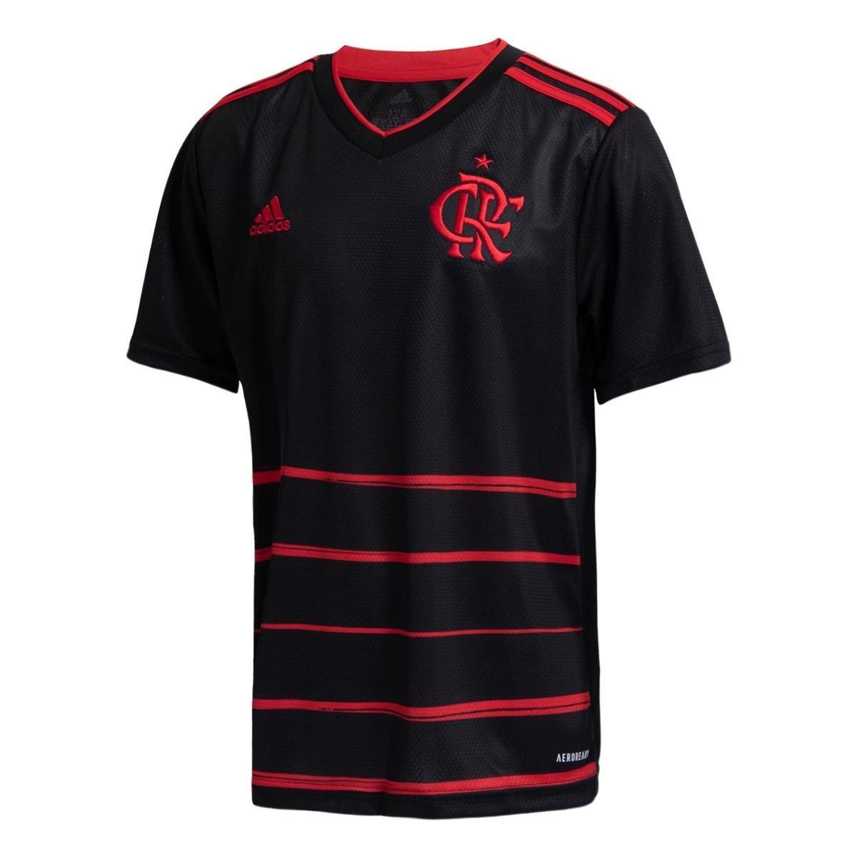 Camisa Oficial Flamengo III 20/21