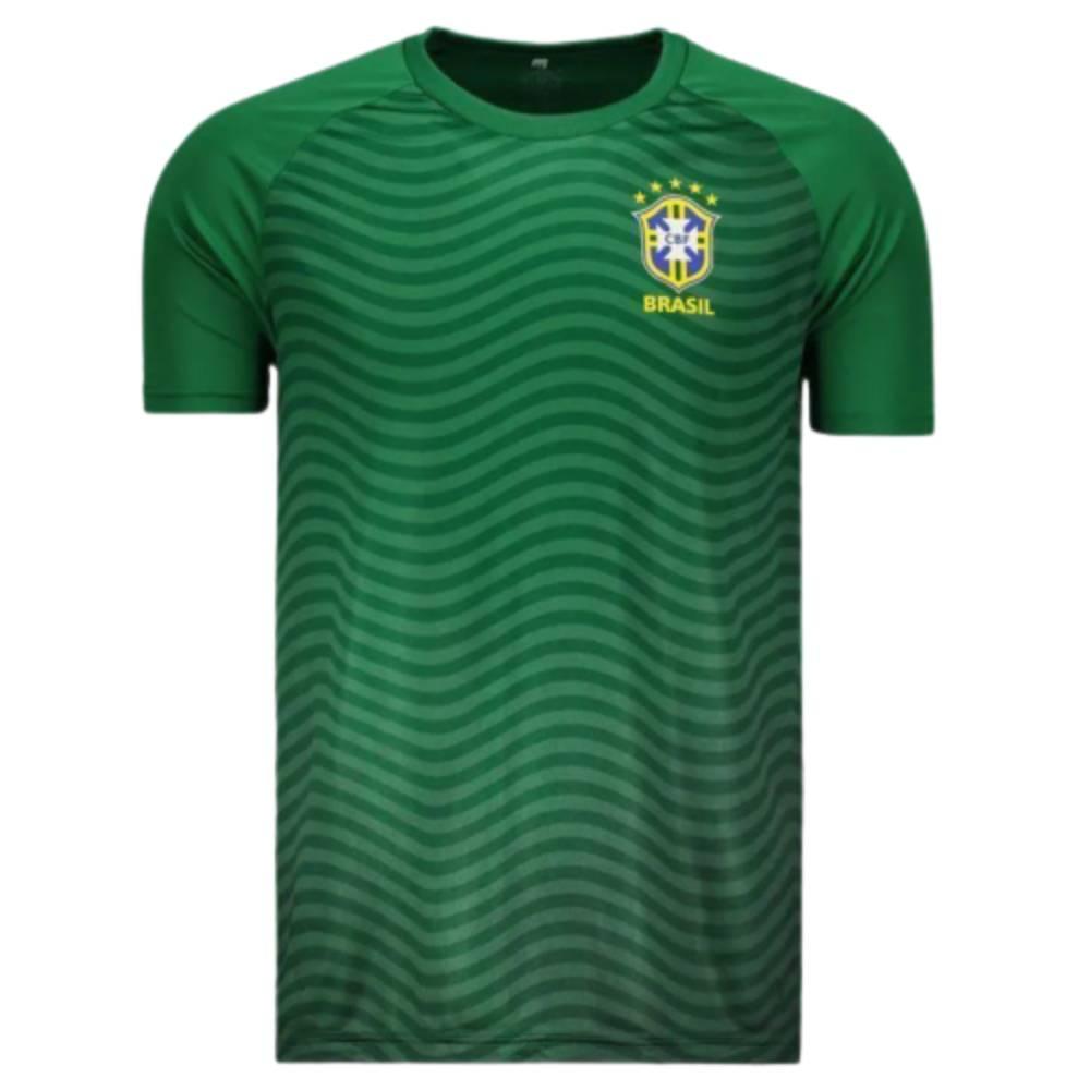 Camisa Brasil CBF Waves