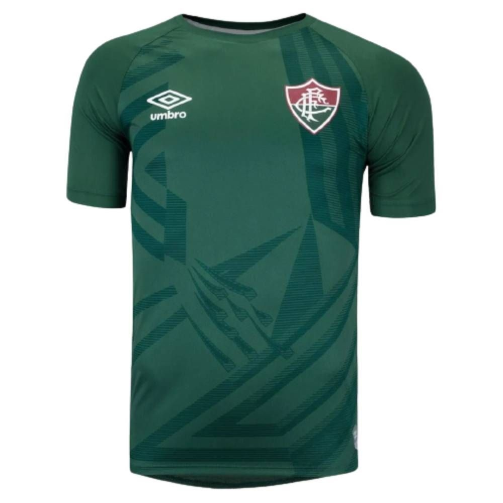 Camisa Oficial Goleiro Fluminense 20/21 Masculino Verde