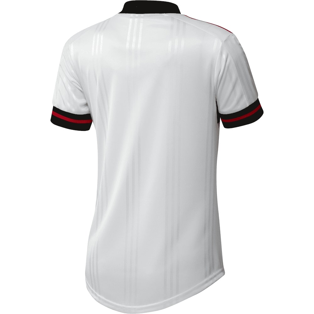 Camisa do Flamengo II Adidas Feminina 2020-2021