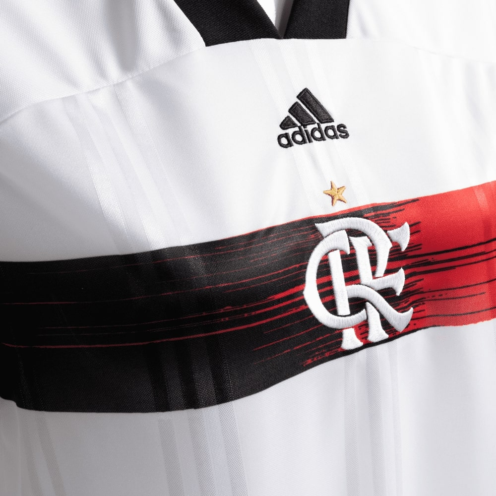 Camisa Oficial Flamengo II 20/21 Feminina