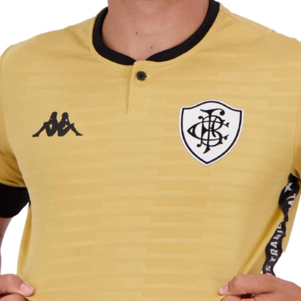 Camisa Oficial Botafogo Goleiro III 21/22 - Masculina