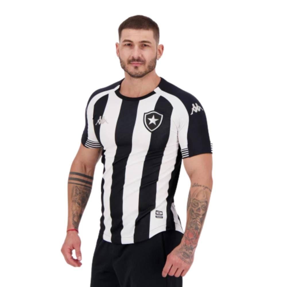 Camisa Kappa Botafogo l 20/21