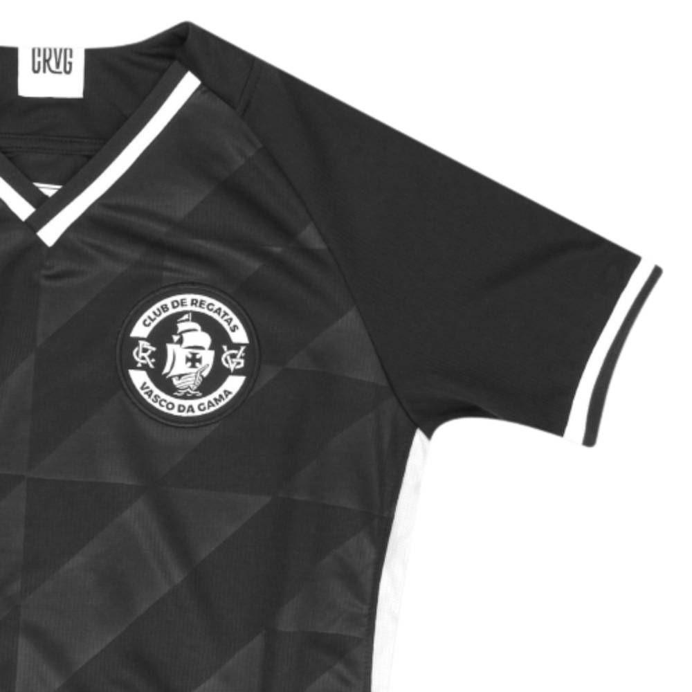 Camisa Oficial Vasco da Gama lll 21/22 Feminina