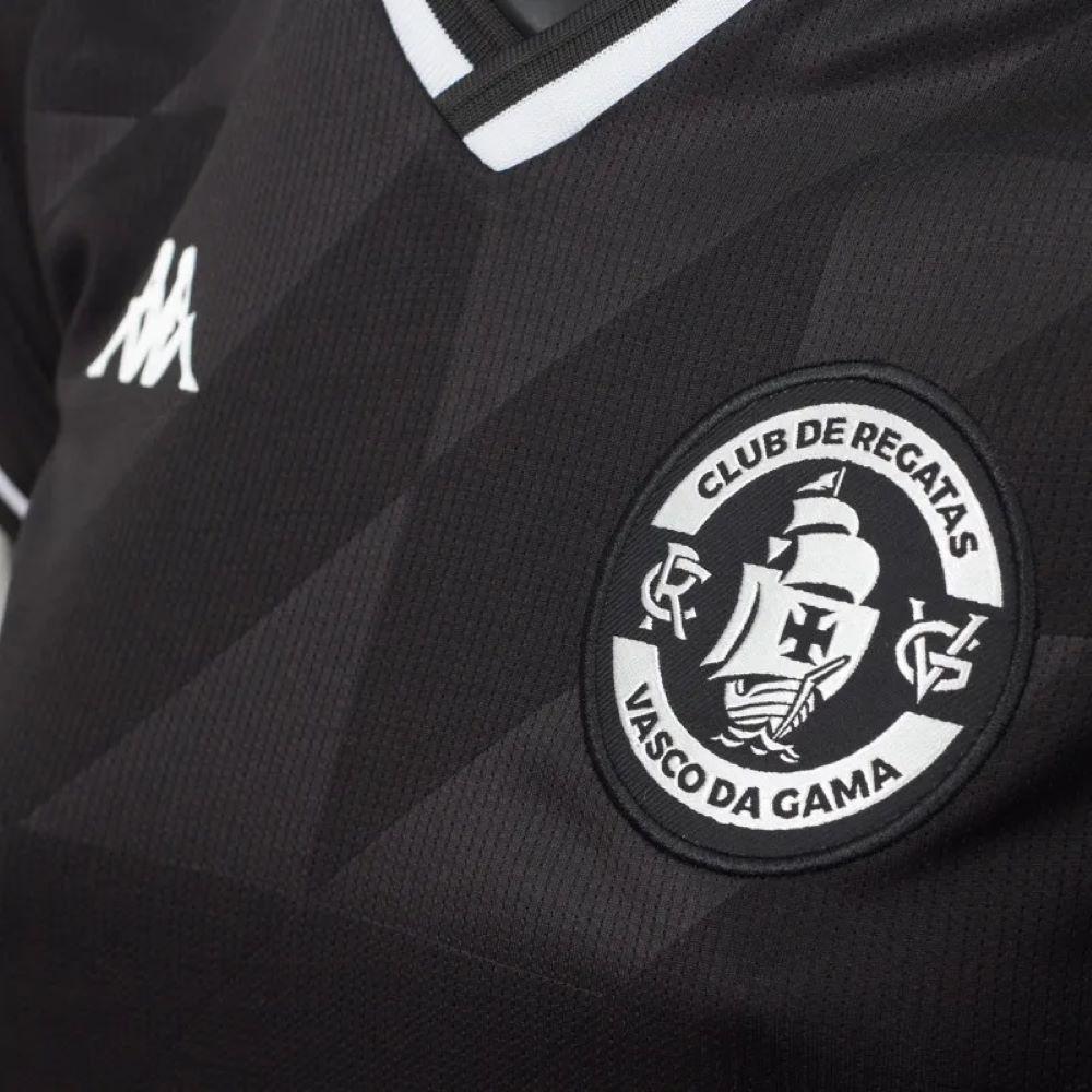 Camisa Oficial Vasco da Gama lll 21/22 Infantil