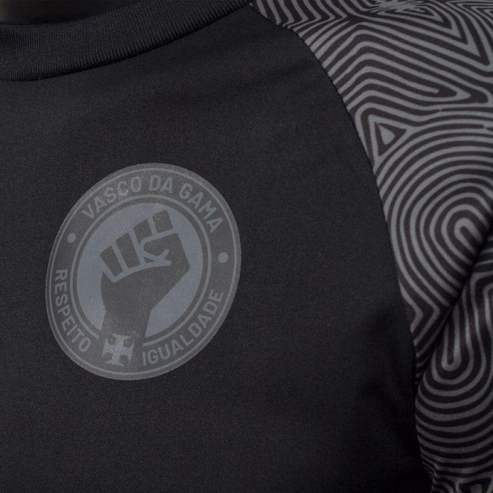 Camisa Oficial Vasco da Gama Respeito Igualdade 21/22 Masculino