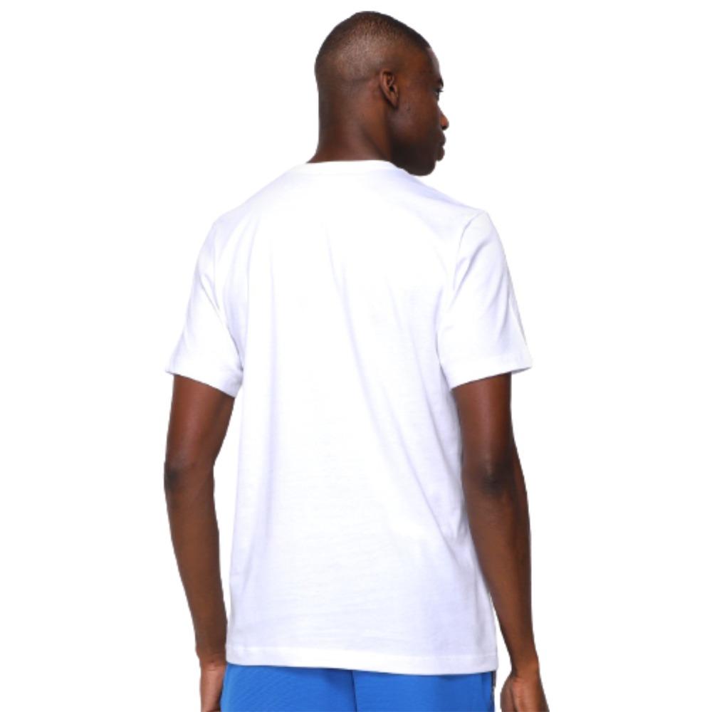 Camisa NBA Just do It I Branco