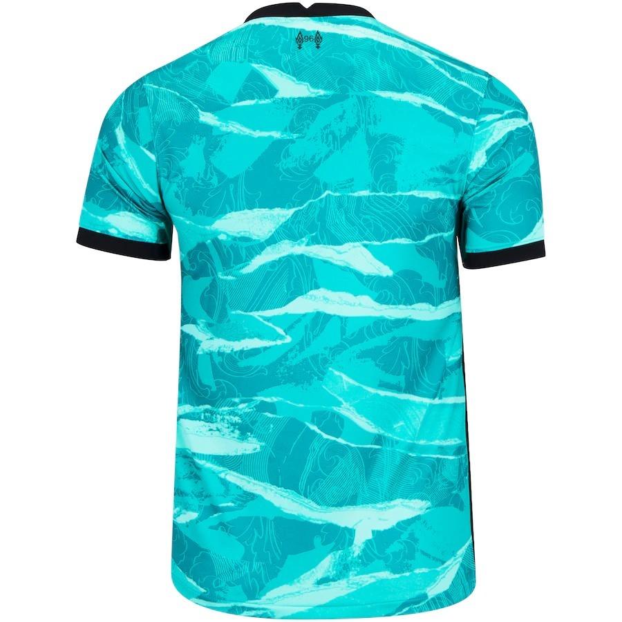 Camisa Oficial Liverpool II 2020/21 Torcedor Pro