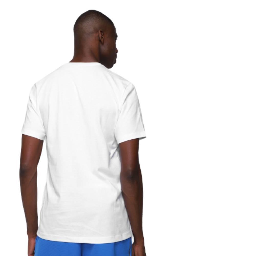 Camisa Nike NBA Fran Swoosh Branco