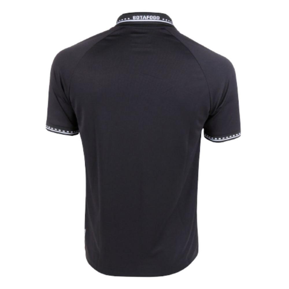Camisa Oficial Botafogo II 21/22 Masculino Preto