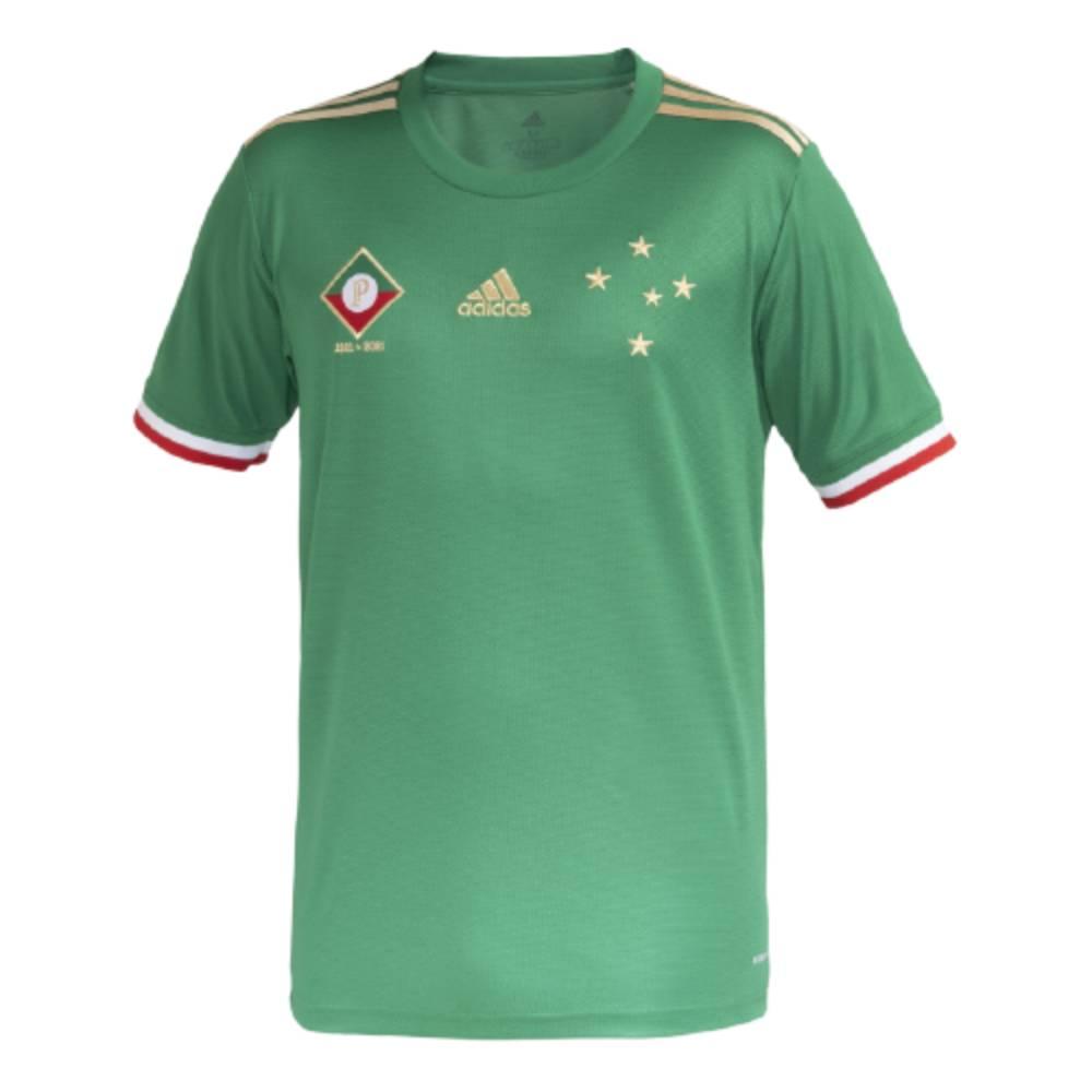 Camisa Oficial Cruzeiro III 21/22 Masculino Verde