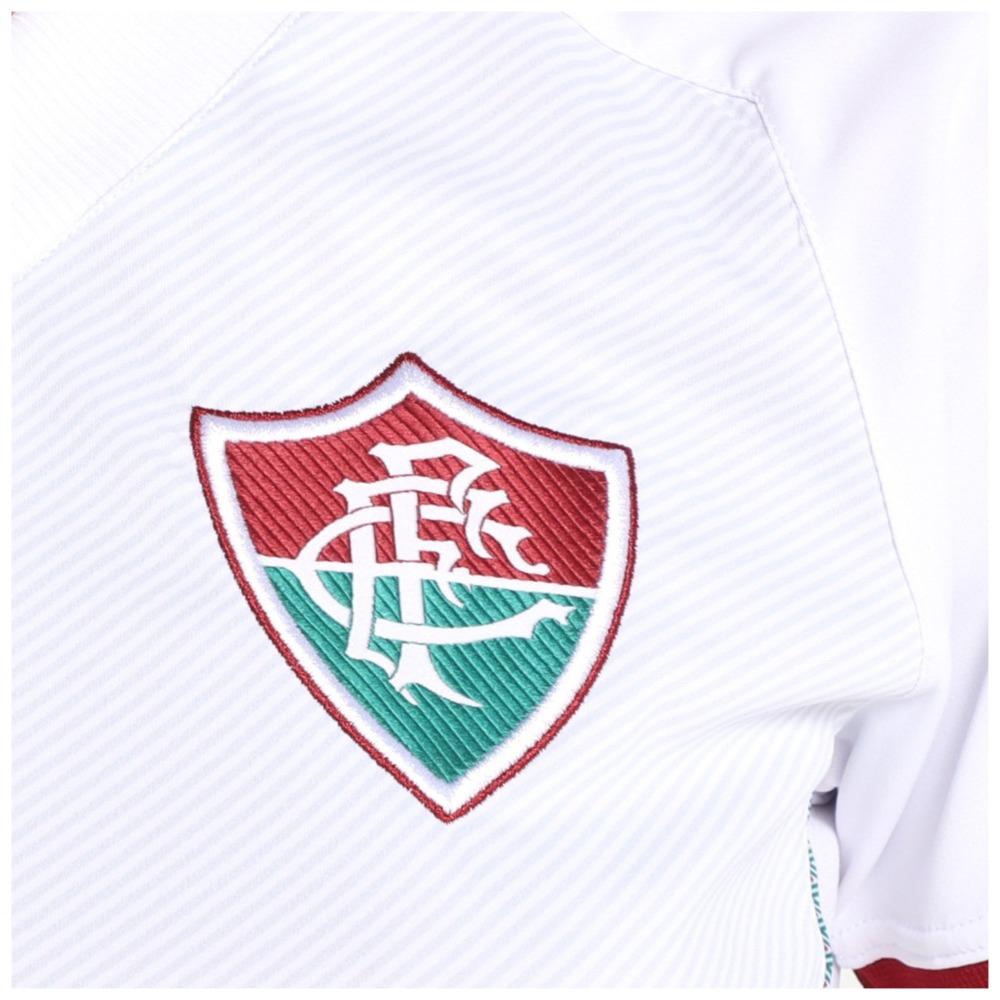 Camisa Oficial Fluminense II 21/22 Feminino Branco