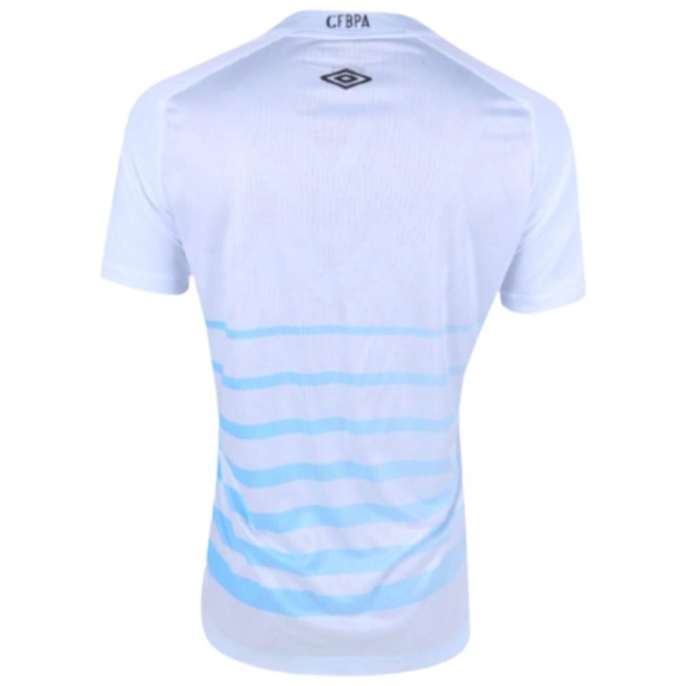 Camisa Oficial Grêmio II 21/22 Masculino Branco Azul