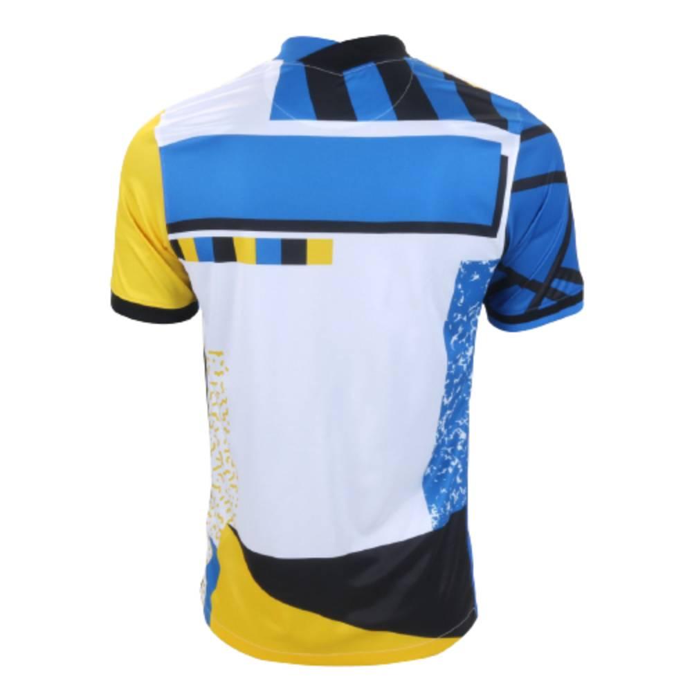 Camisa Oficial Inter de Milão IV 21/22 Masculino Branco