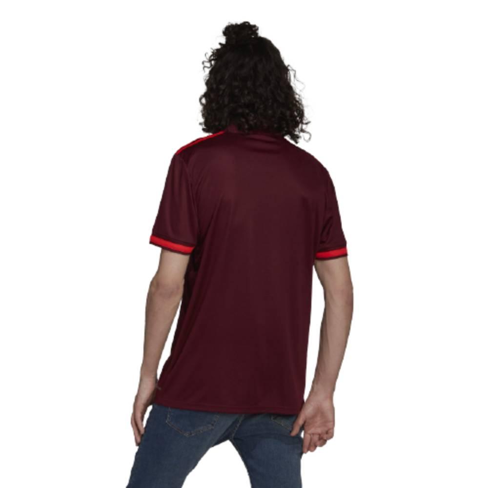 Camisa Oficial Internacional III 21/22 Masculino Bordo