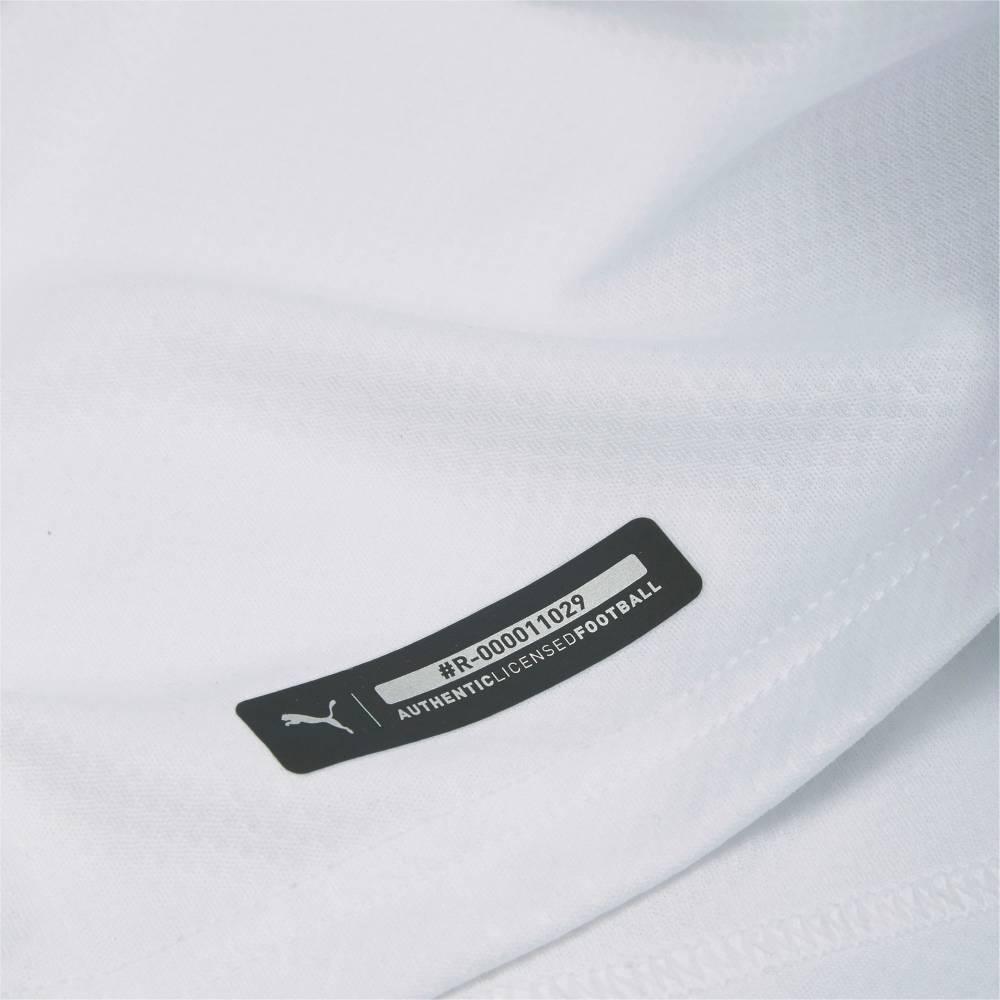 Camisa Oficial Italia II 21 22 Branco