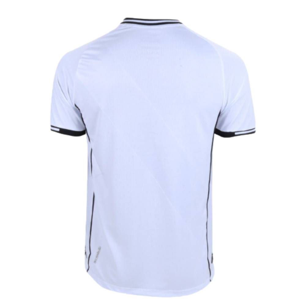Camisa Oficial Vasco da Gama LGBTQIA+ 21/22 Masculino Branca