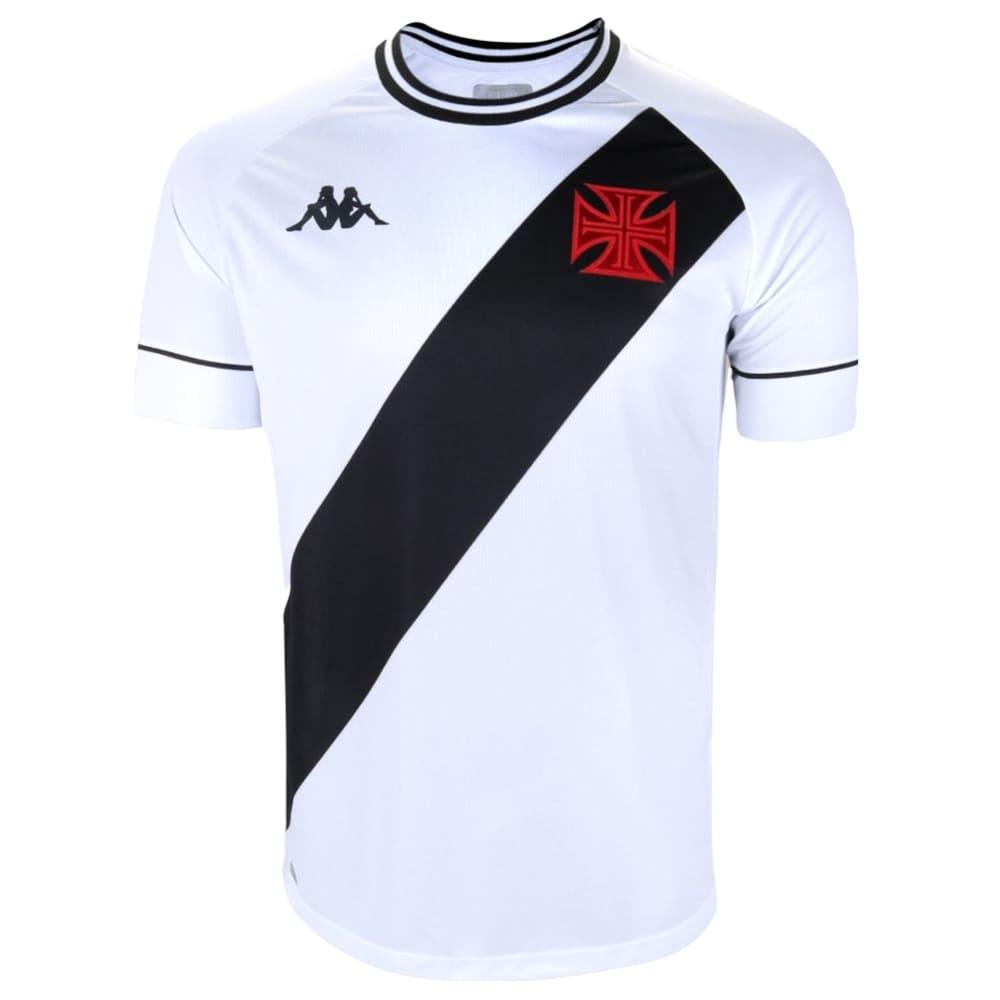 Camisa Oficial Vasco da Gama ll 20/21 Masculino Branca