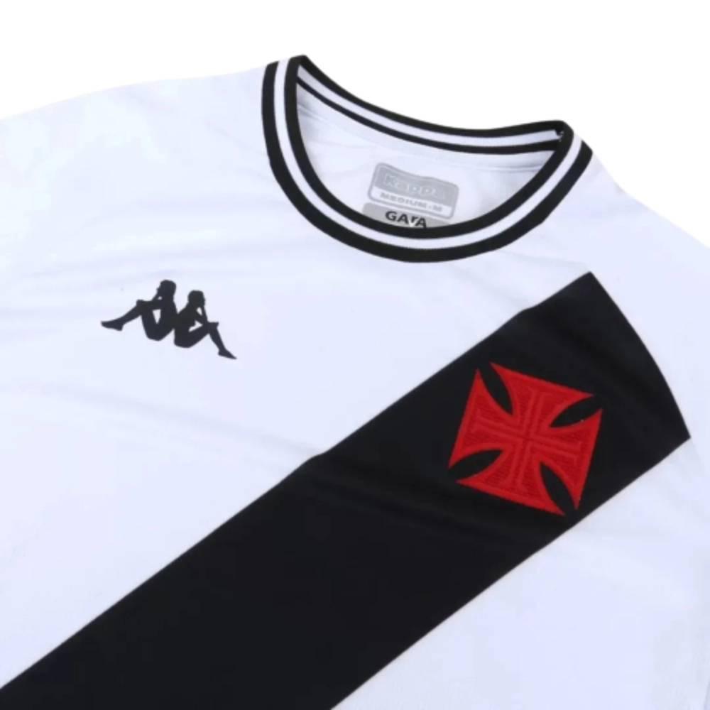 Camisa Oficial Vasco da Gama II 20/21 Infantil Branco