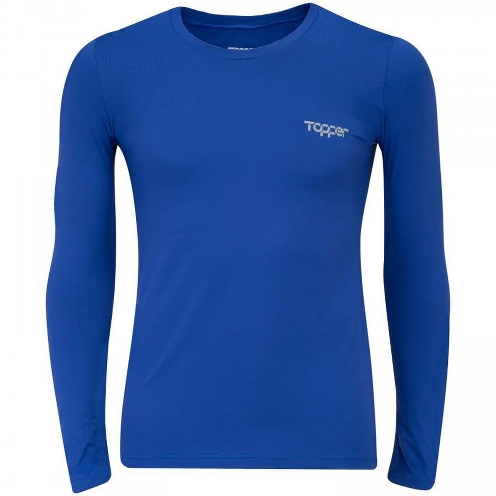 Camisa Térmica Manga Longa Topper UV50