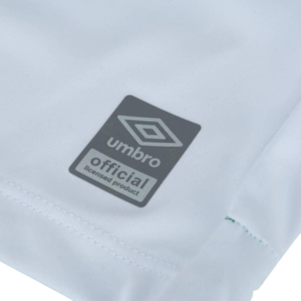 Camisa Oficial Chapecoense II 21/22 Masculino Branco Verde