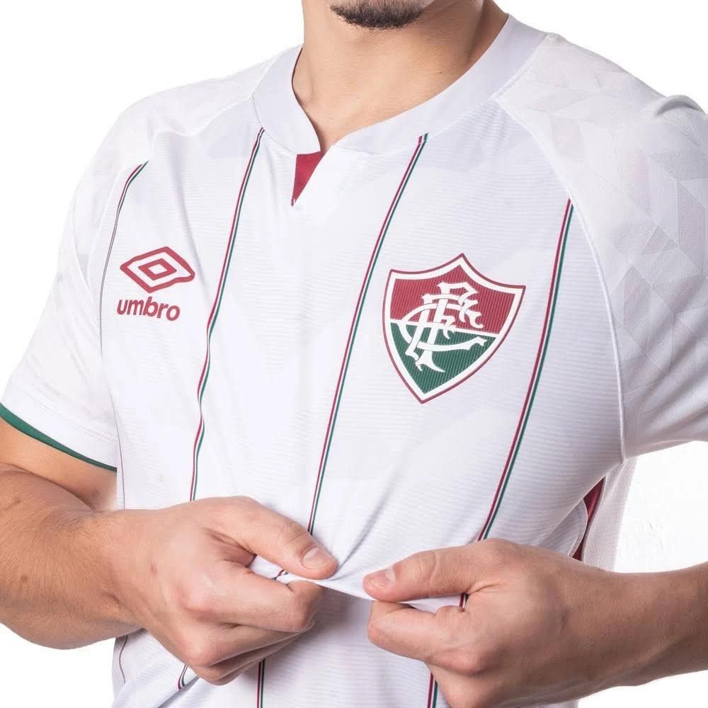Camisa Oficial Fluminense II - 2020