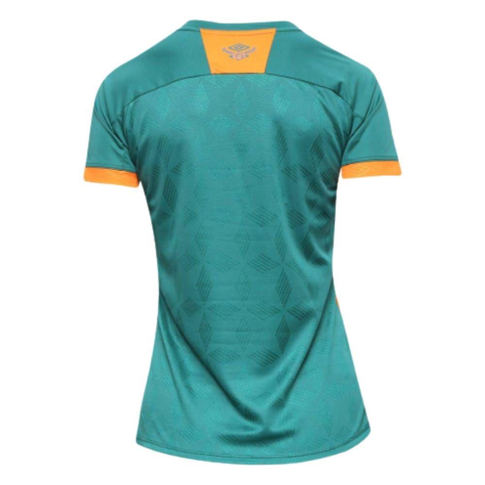 Camisa Oficial Fluminense III 20/21 Feminina