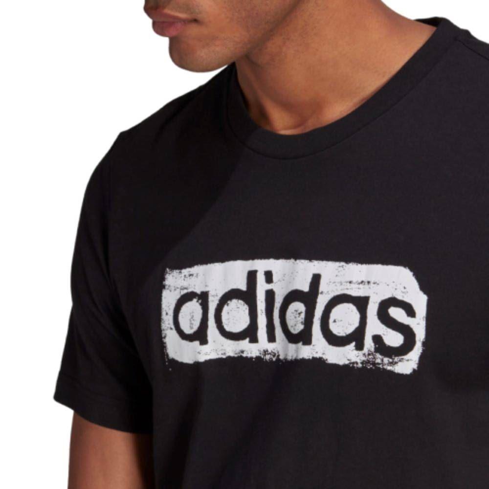 Camiseta Adidas Logo Linear