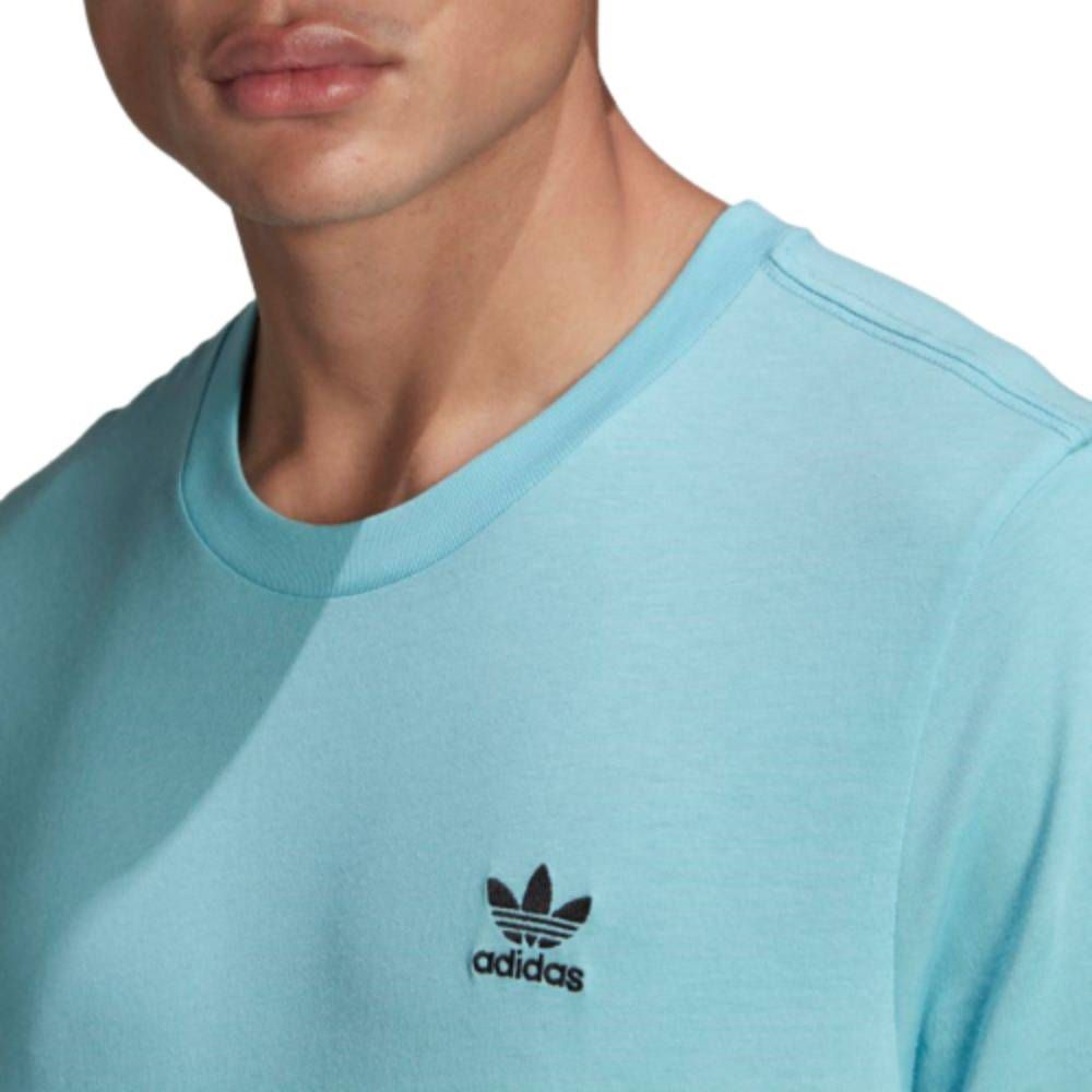 Camiseta Adidas Originals Adicolor Essential - Azul