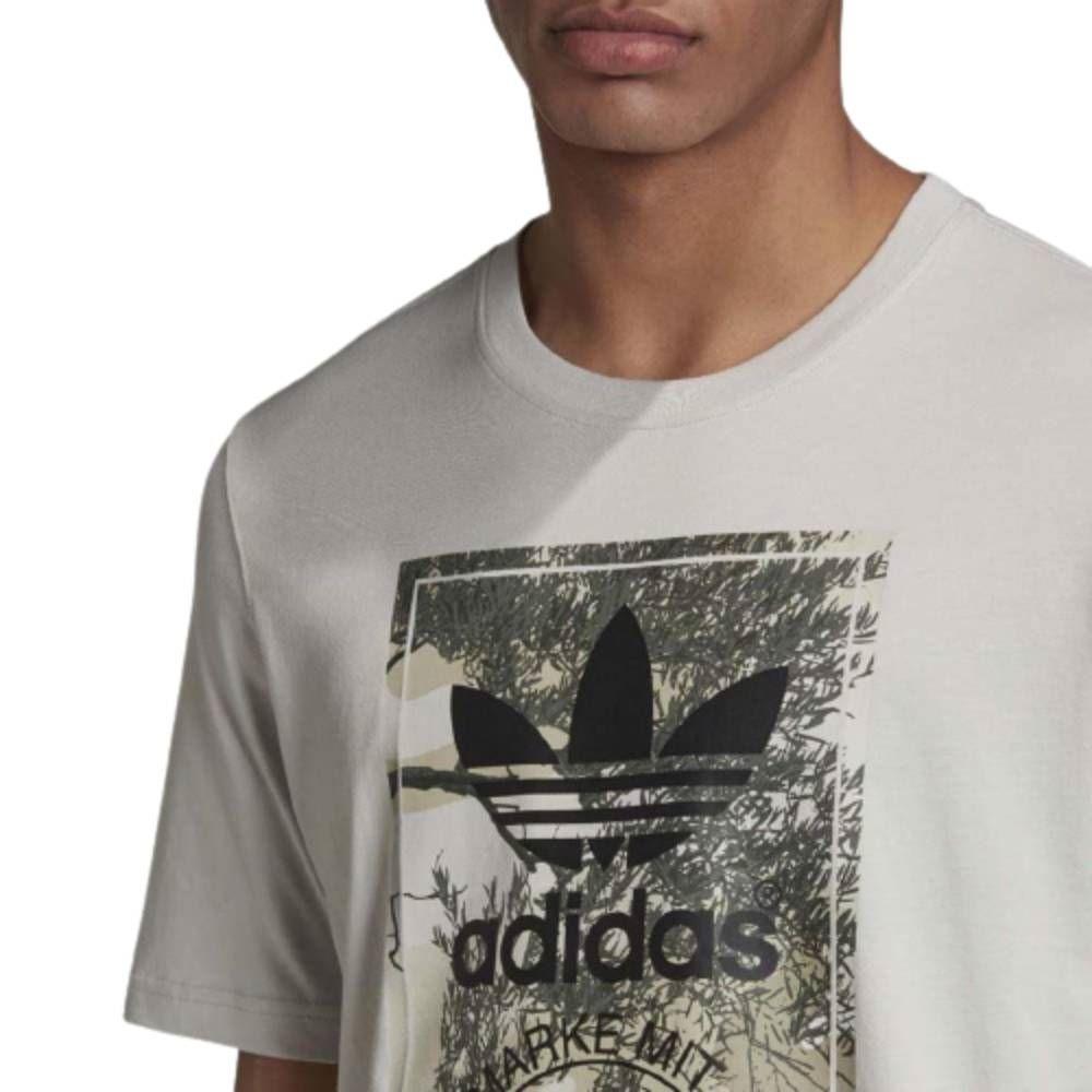 Camiseta Adidas Originals Camo Tongue