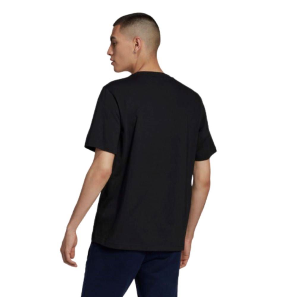 Camiseta Adidas Originals Worm Shoe Preto Branco
