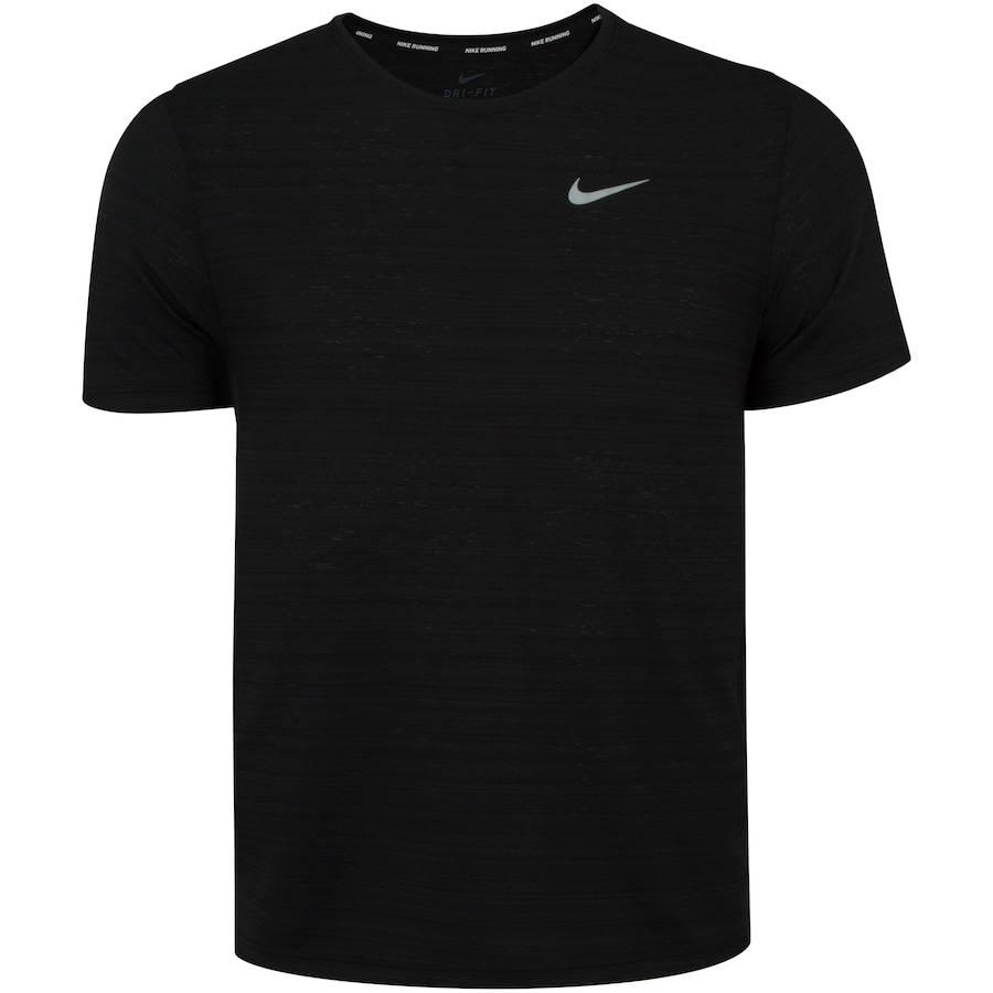 Camiseta Nike Dry Fit Miler To SS