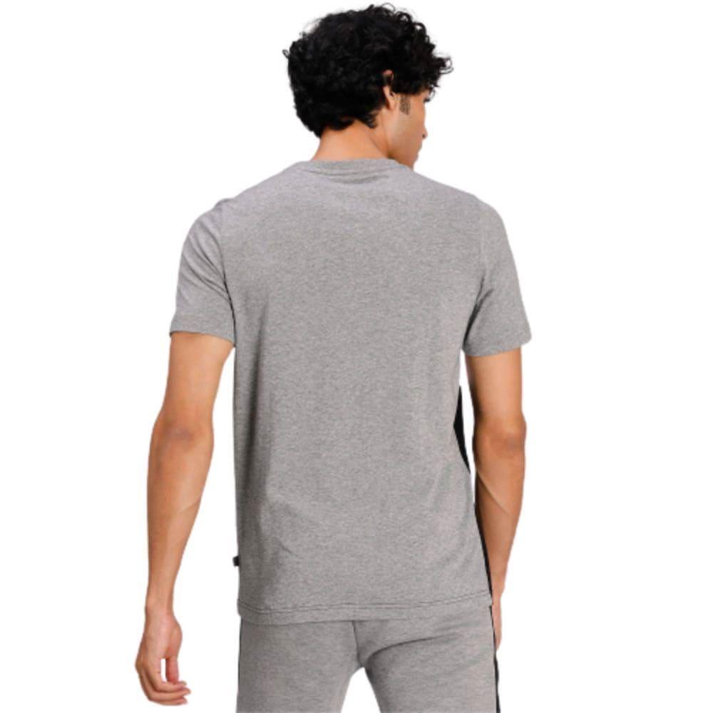 Camiseta Puma Essentials Colorblock Tee
