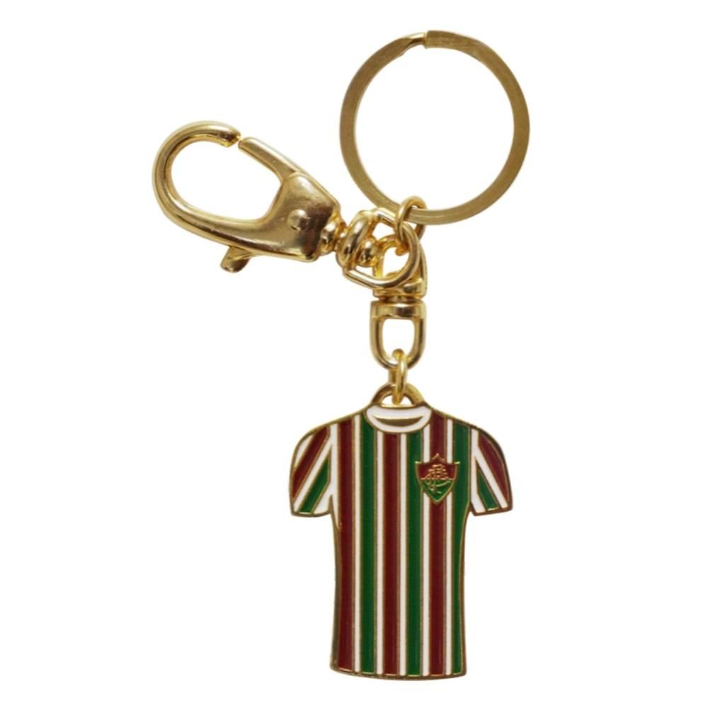 Chaveiro Fluminense Camisa Ouro