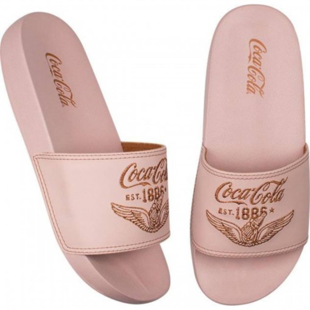 Chinelo Coca Cola Slide Wings